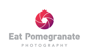 Eat Pomegranate Photography